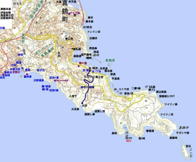 海岸名前真鶴半島