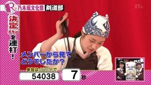 Rの法則_乃木坂文化祭_kendo_takayamakazumi10
