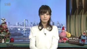 堤礼実bsフジニュース20161225_2