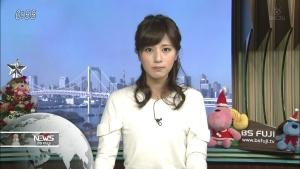 堤礼実bsフジニュース20161225_0
