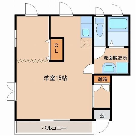 エルシーズⅡ外観 (2)