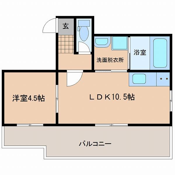 オリノ桜ヶ丘(3号室)