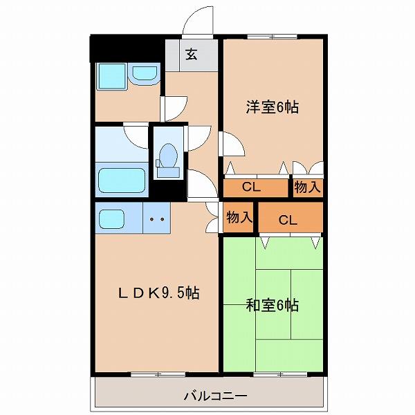 エンブレーマ祇園(3号室)
