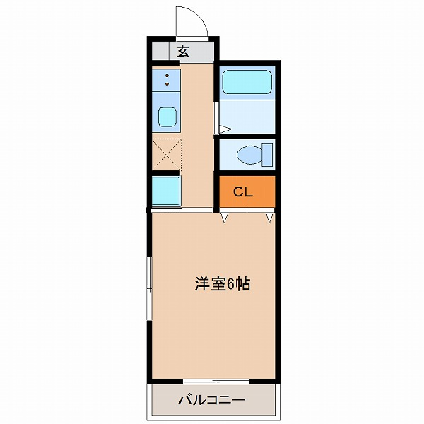 フレクション祇園(リノ106)