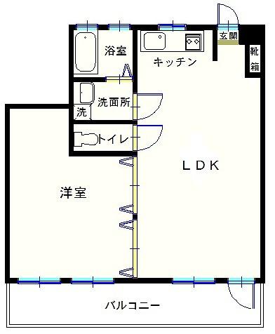 朝日屋ビル202(改装)