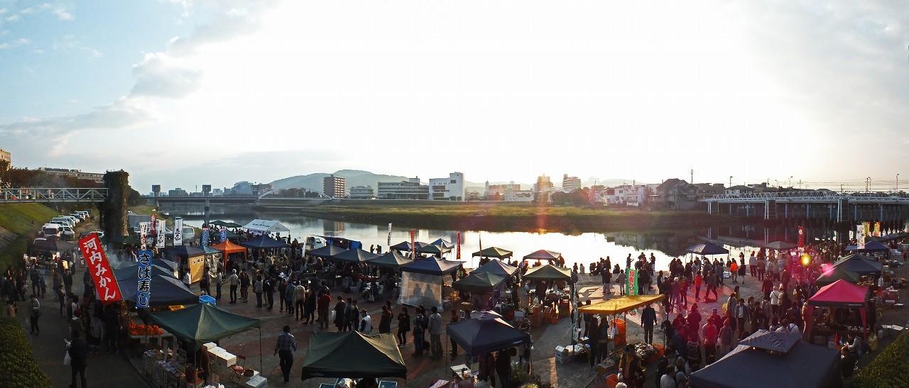 s-20161106 11月京橋朝市会場ワイド風景 (1)