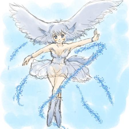 5月の羽乙女