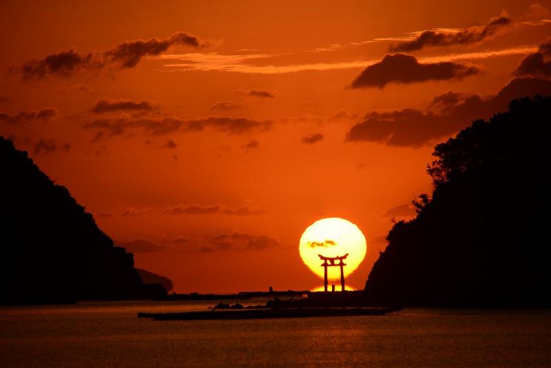 長島の達磨太陽7 6:19:30