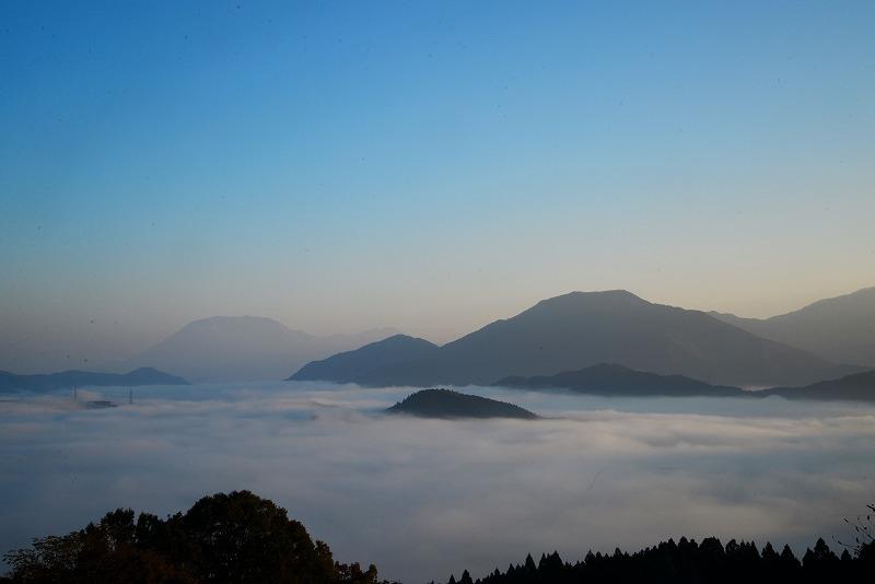 明智峠の雲海7