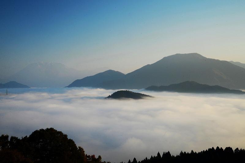 明智峠の雲海8