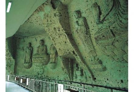 大谷寺10体の石仏