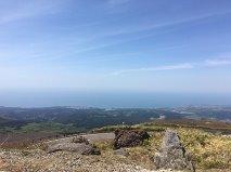 鳥海山 標高1000m