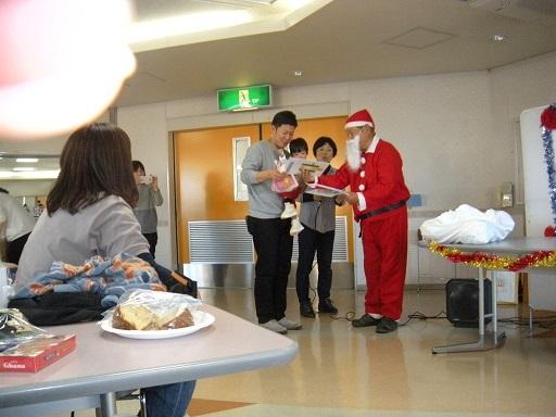サンタの贈り物3