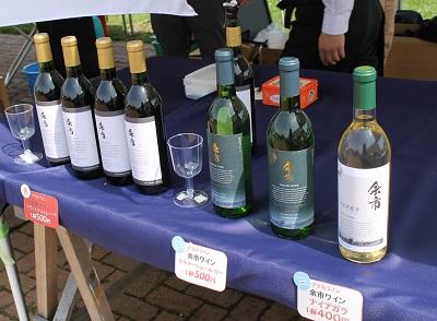 余市川桜づつみ イベント 2016-5-3 (10)