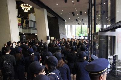 女性消防団員活性化北海道大会2016-6-3 (7)