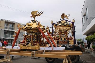 2016年6月10日 余市神社祭り 2016-6-10 047