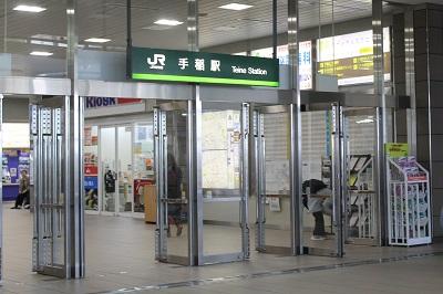 JR手稲駅「あいくる」2016-6-21 001