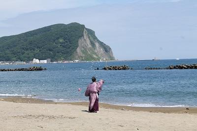 モイレ・浜中海水浴場 海開き2016-7-15 025