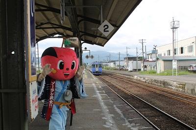 特急ニセコ号 お出迎え2016-9-4 (19)