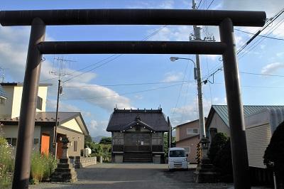 幸福運巡り 三吉神社 2016-9-7 (4)