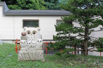 幸福運巡り 余市神社 2016-9-7 (6)