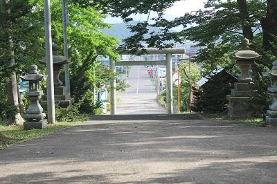 幸福運巡り 余市神社 2016-9-7 (14)