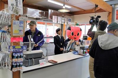 2016-10-13ぐるっと北海道取材スペースアップル余市 (6)