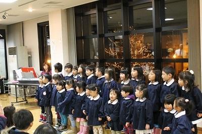 リタ幼稚園 点灯式