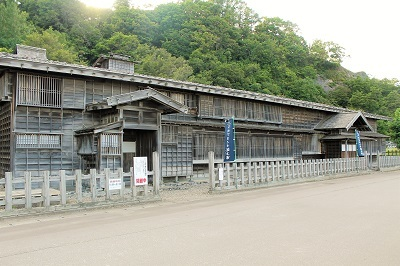 幸福運巡り 旧下よいち運上家 モイレ神社 2016-9-7 (4)