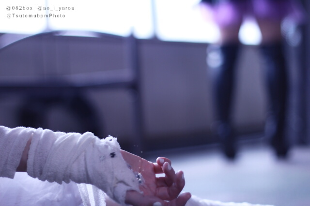 ☆創作 見習いナースと白患者@BTT☆