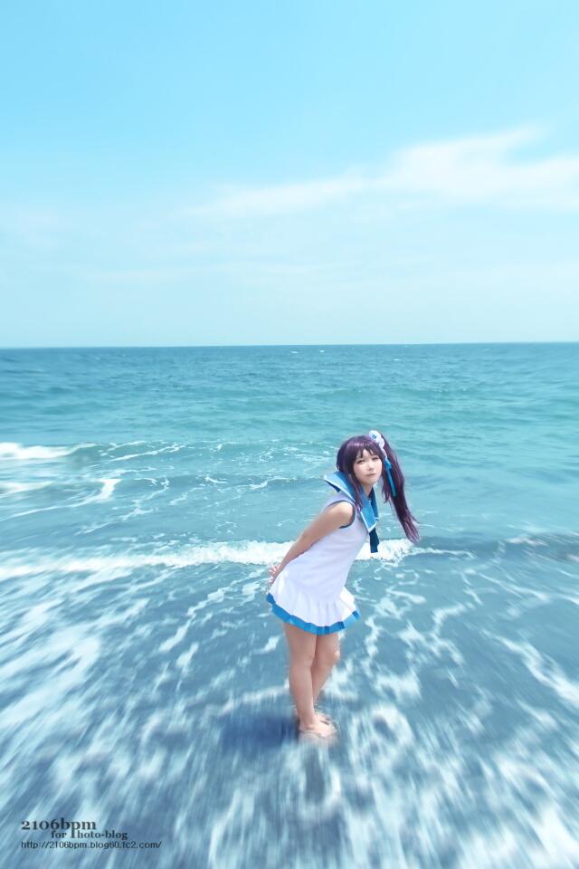 ☆凪のあすから 比良平ちさき@studioQ☆
