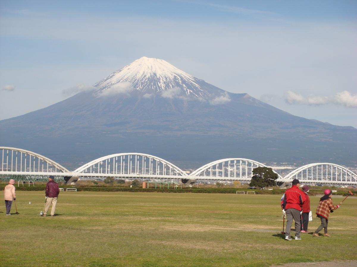 富士山隠れスポットフジサン