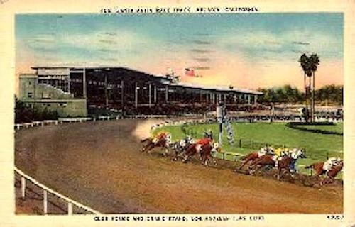 Santa Anita Race-k