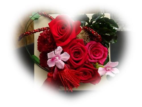 DSC05649母の日のお花2