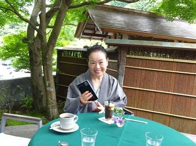 DSC05993お茶タイム
