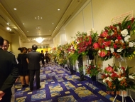 DSC06556たくさんのお祝いのお花