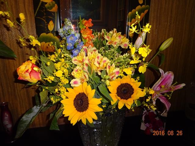 DSC06608お祝いのお花