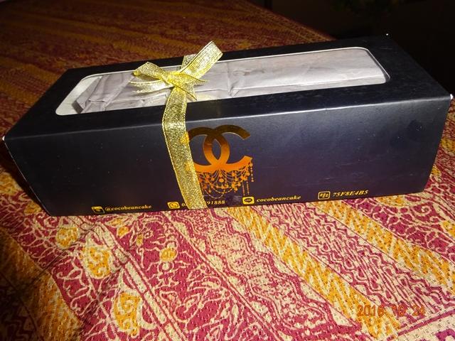 DSC07090大使夫人からのプレゼント