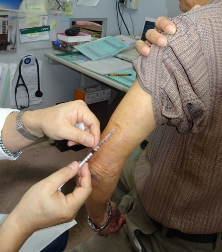DSC07272インフルエンザ予防接種