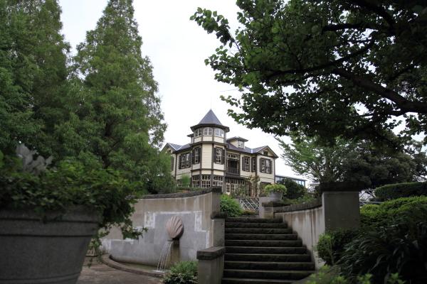 IMG_9341秋の西洋館秋の西洋館