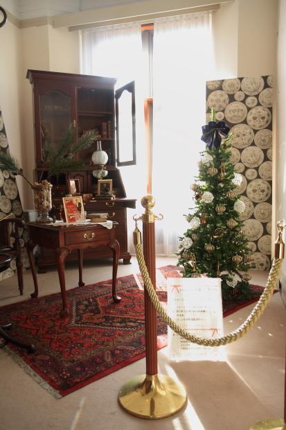 西洋館のクリスマス_60010