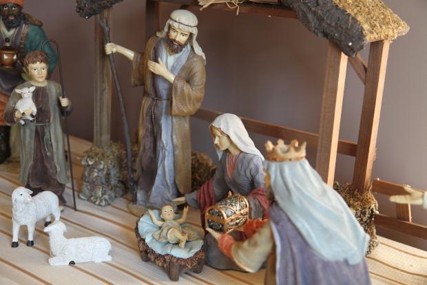 西洋館のクリスマス_90143