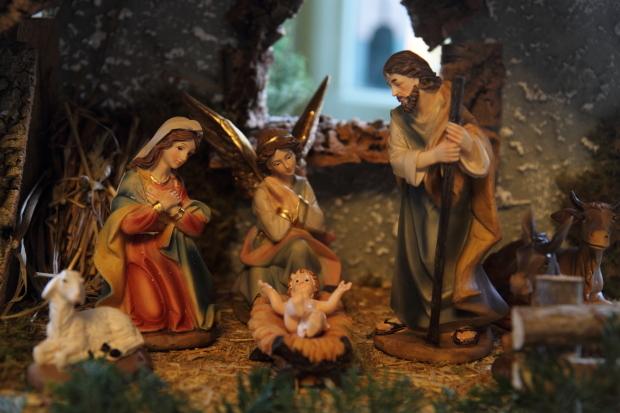 西洋館のクリスマス_90174