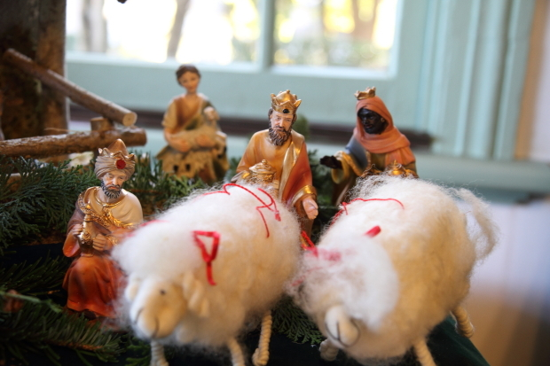 西洋館のクリスマス_90175