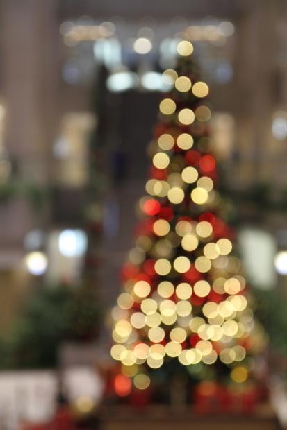 西洋館のクリスマス_90249