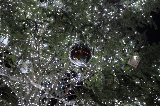 西洋館のクリスマス_90299