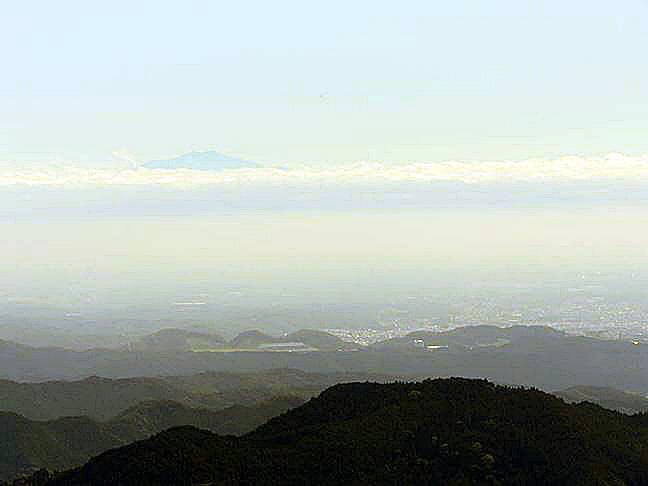 a 筑波山?