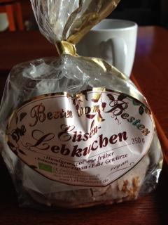 ドイツの焼き菓子