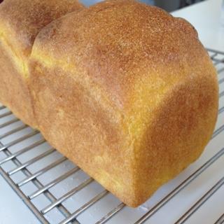 かぼちゃのミニ食パン