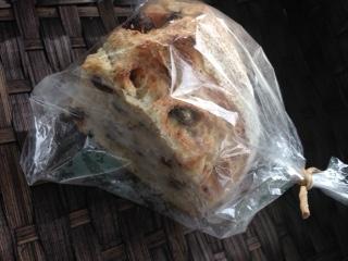 レーズン酵母ミックスパン